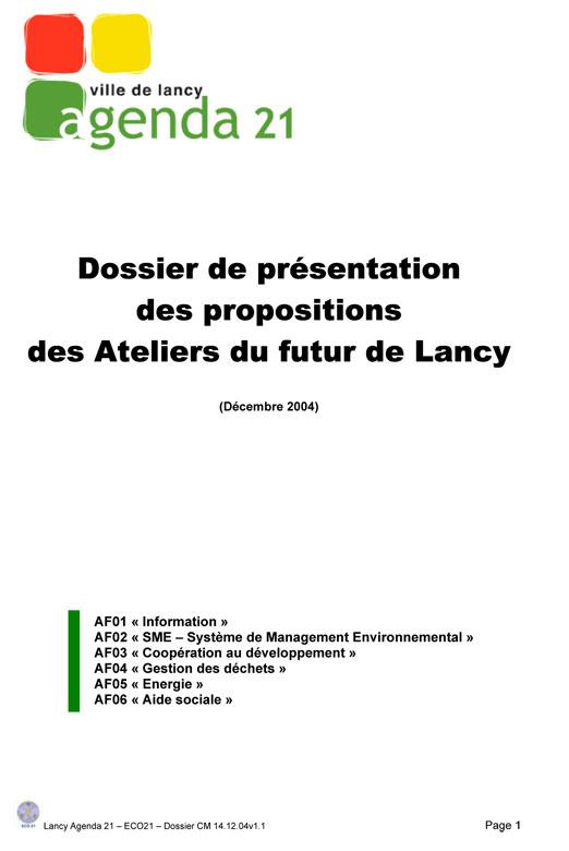 Lancy-2004-Propositions-couv